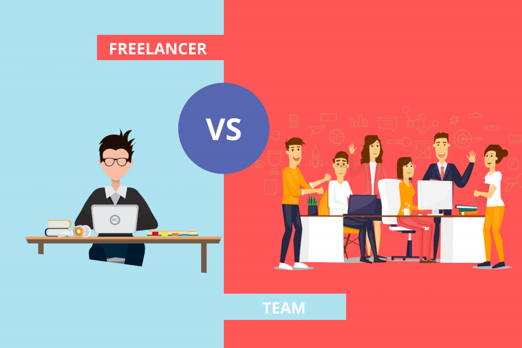 Why you should engage a mobile app development company to build your app—not freelancers